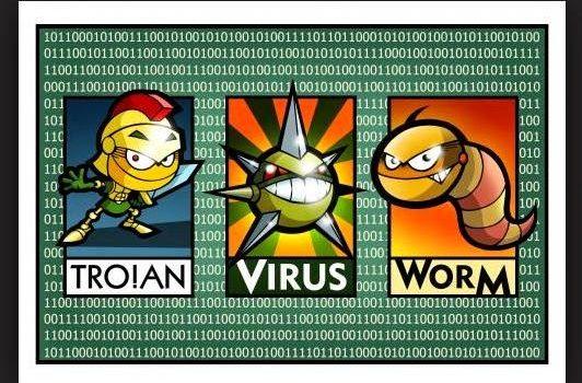 Mengembalikan data yang hilang karena virus