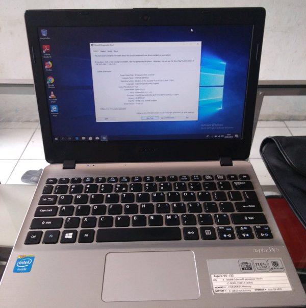 Acer Aspire V5-132 Net Computer Depok