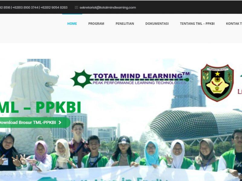 Pembuatan Website TML PPKBI