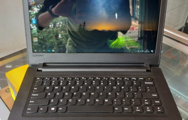 Terjual Laptop Lenovo 110-14AST AMD A9