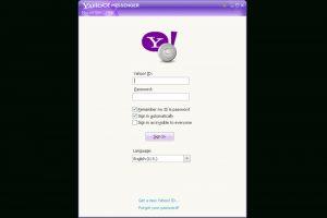 Yahoo Messenger Net Computer