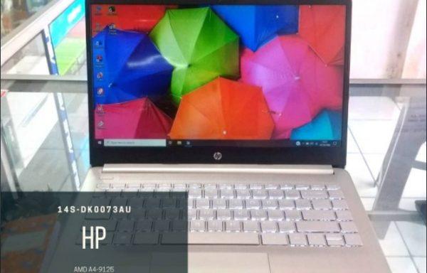 Laptop HP 14s-DK0073AU