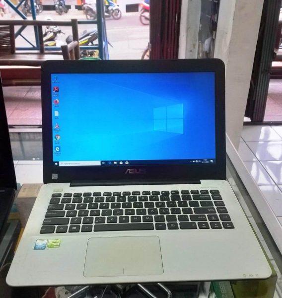 Laptop Second Asus A455L