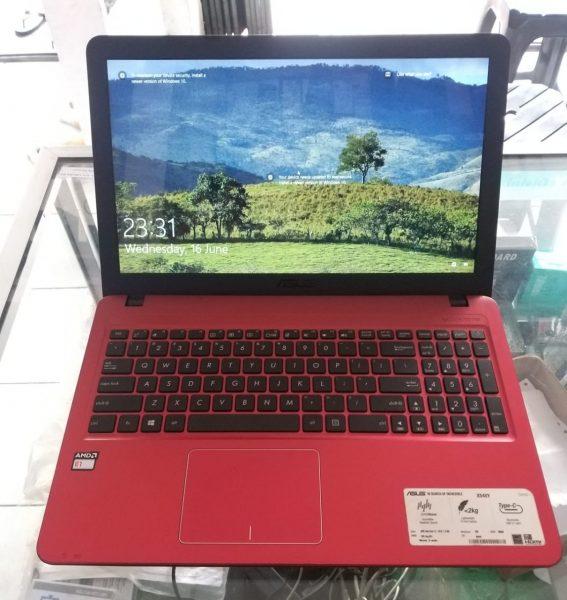 Jual Laptop Asus X540Y di Net Computer Depok